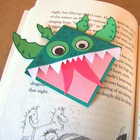 Dragon Bookmark