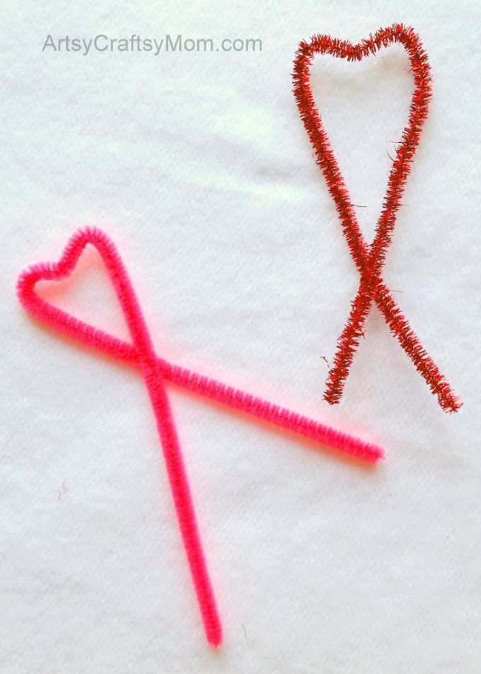 Heart-Shaped Pencil Toppers2