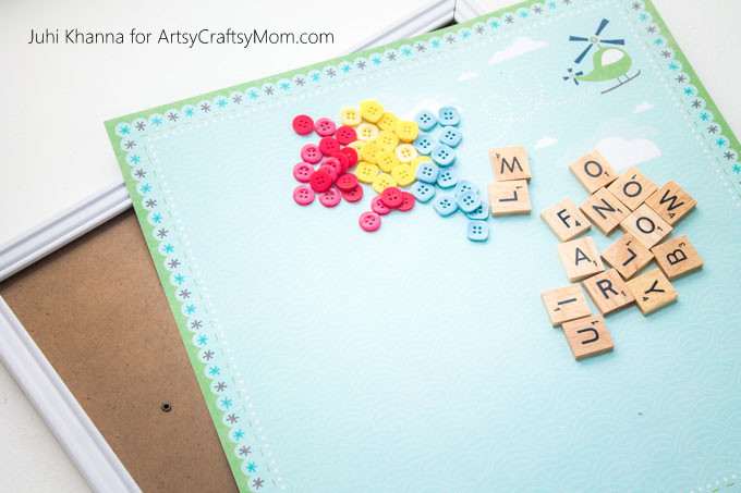 This National Scrabble Day, Why Not Make A Scrabble Tile Craft   Follow  Your Rainbow