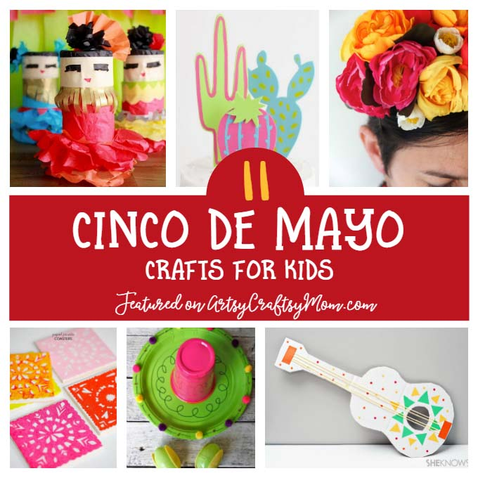 The Best 11 Cinco De Mayo Crafts For Kids