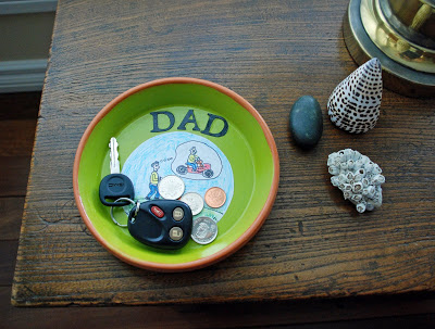 Dads tend to prefer utilitarian gifts over ones that are just pretty, so check out our list of useful gifts for Father's Day that even little kids can make!