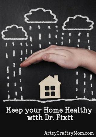 Keep your Home Healthy with Dr. Fixit