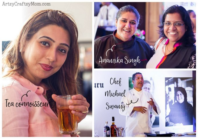 An evening Appreciating Tea with Sublime House of Tea - Learning the art of the perfect brew #SublimeTea #ArtBengaluru2016 #YESBANKAB7