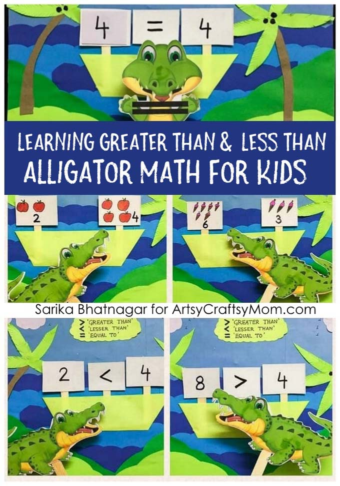 picture regarding Greater Than Less Than Alligator Printable titled Studying Much larger Than, Much less Than, and Equals with Alligator Math
