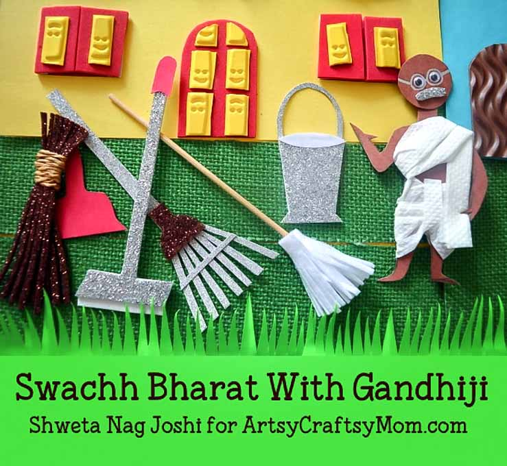 gandhi jayanti crafts  video  u0026 activities for kids