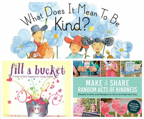 13 Kindness Activities for Kids - encouraging kindness when