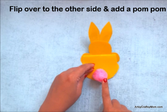 Have fun playing with your very own Easter bunny! Make this Rocking Easter Rabbit Craft with simple materials - complete with a video tutorial!