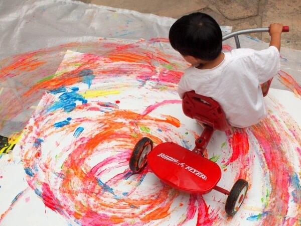 process art ideas for kids