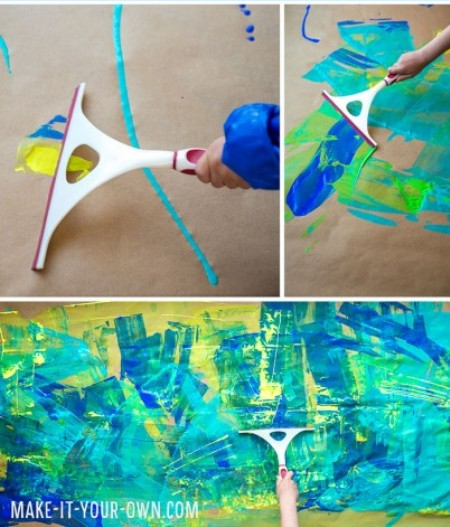 process art ideas for kids
