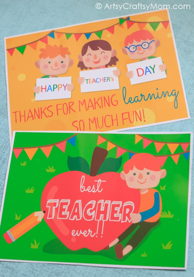 It is a picture of Free Printable Cards for Teachers intended for thank you