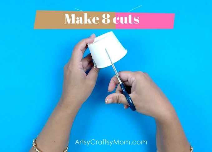 Here's a super cute ocean animal craft for kids– paper cup octopus craft! Not only is it fun to make, but it also provides fine motor practice for little ones.