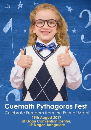 Cuemath Pythagoras Fest – Celebrate Freedom from the Fear of Math!