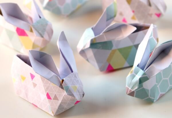 40 Best DIY Origami Projects To Keep Your Entertained Today | 411x600
