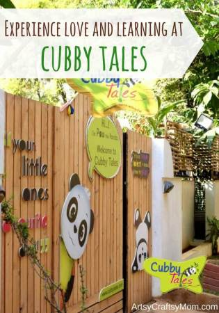 Experience Love, Care and Learning at Cubby Tales, the beautifully designed playschool at Hebbal, Bangalore, with lots of open spaces and greenery!