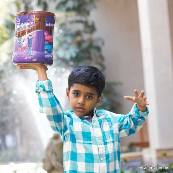 #90DaysWithPediaSure - sharing my experience with PediaSure nutrition.