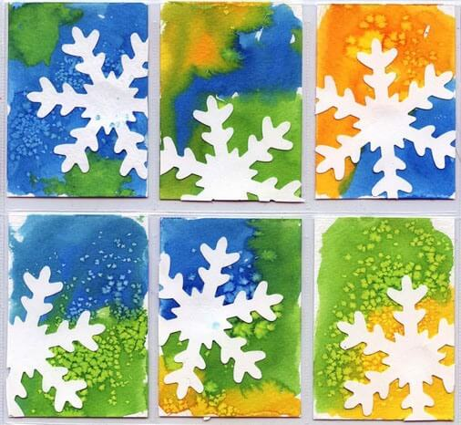 Winter Art Ideas for Kids