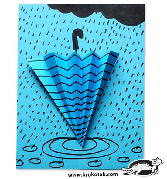 Rainy Day Paper Craft