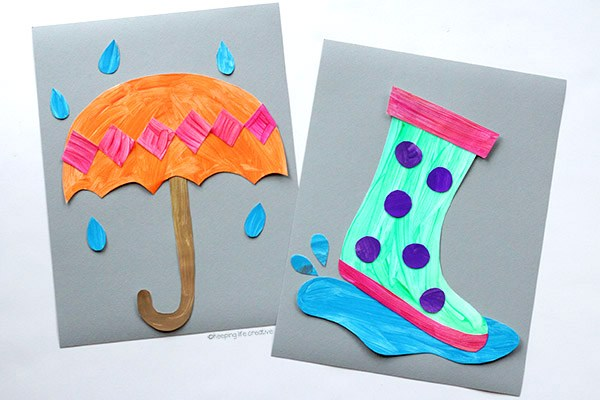 It may not be raining, but that doesn't stop us from making these 20 unusual umbrella crafts for kids! From umbrellas that open and close to umbrellas that can be eaten - we've got it all!
