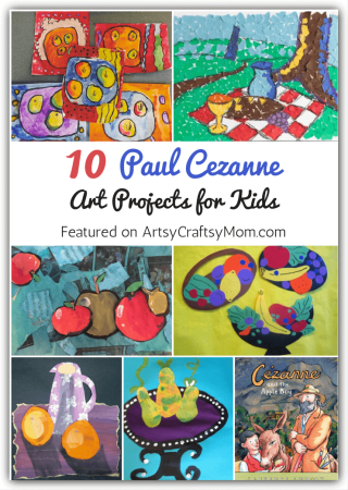 10 Paul Cezanne Art Projects for Kids