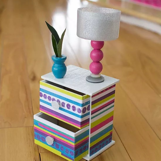 Barbie Furniture Diy: 20 Amazingly Adorable Barbie Crafts You'll Love To Make