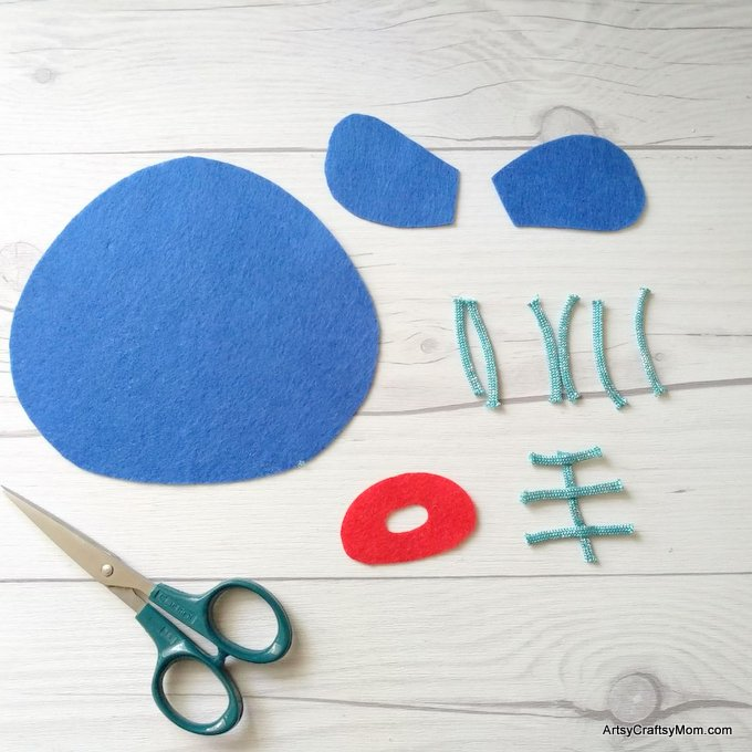 Make this awesome X for X-Ray Fish Craft using our Printable Template that's perfect for learning about aquatic animals or about the letter X.