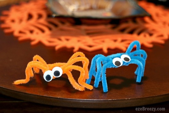 Pipe Cleaner Crafts for Kids