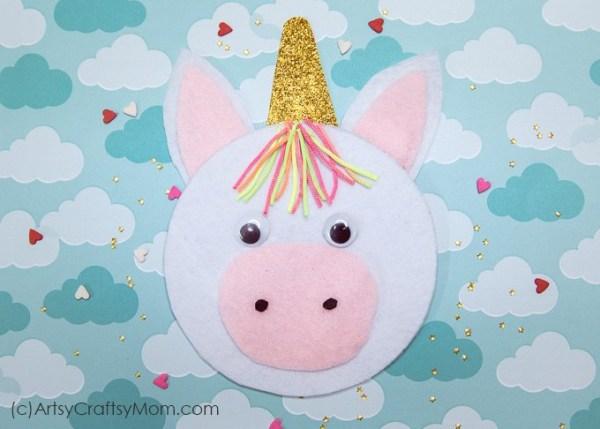 20 Unique Unicorn Crafts For Kids