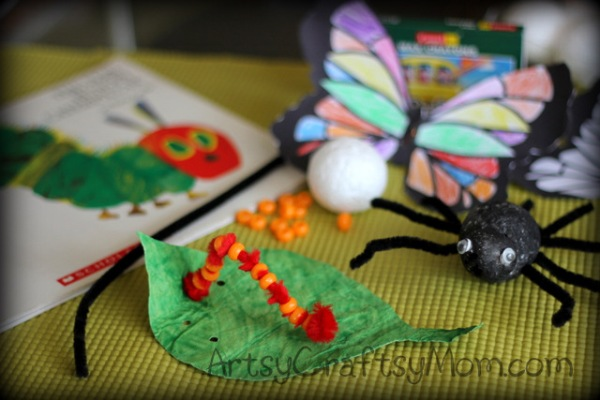 Eric Carle Crafts for Kids