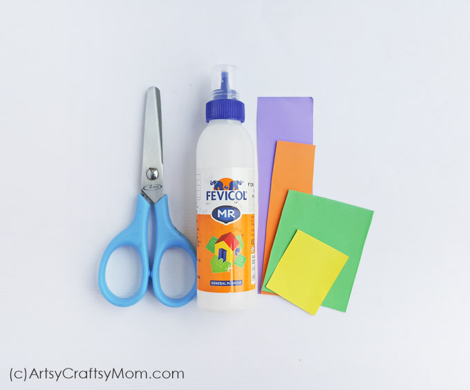 Brighten up your summer days with a paper flower craft that's super easy to make! Make several flowers in different colors for your room.