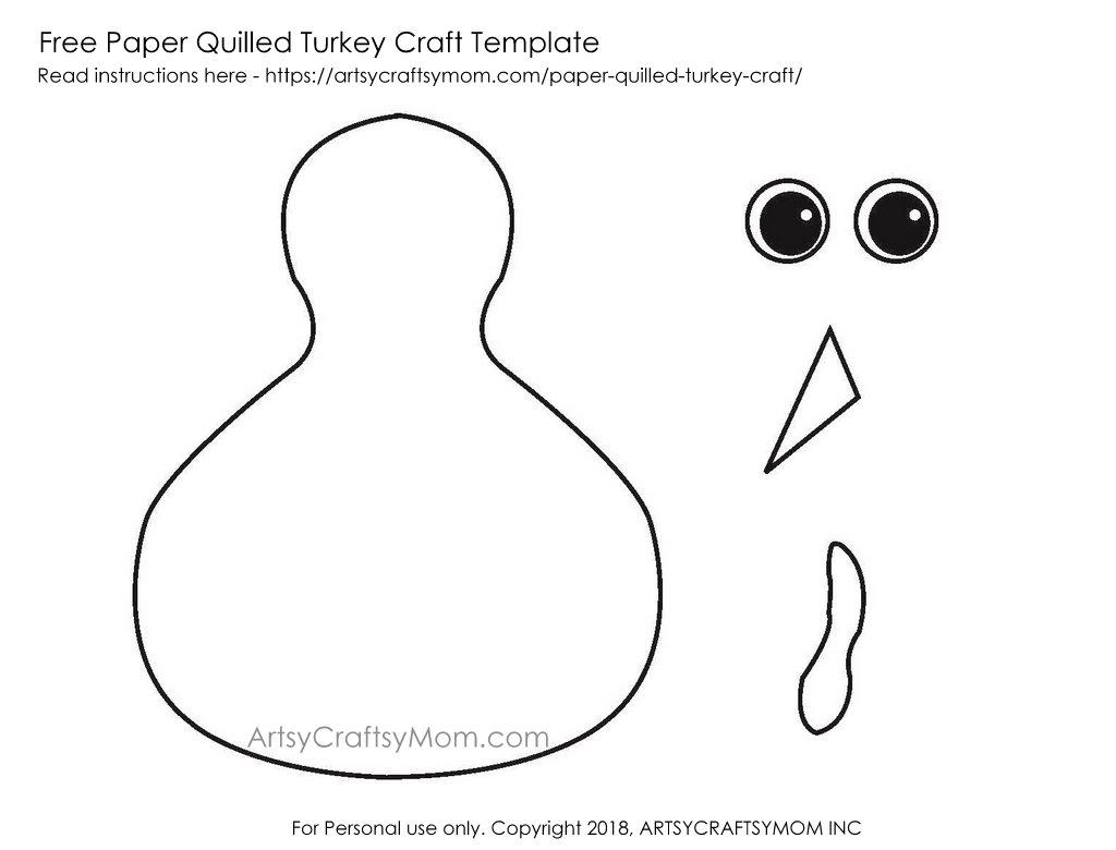Paper Plate Turkey Pattern Amp Paper Plate Turkey Sc 1 St