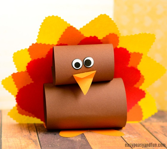 Turkeys are going to feature a lot this Thanksgiving with our 20 terrific turkey crafts for kids to make! Make cards, place holders, puppets and much more!