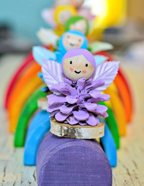 This Fairy Day, bring magic into your life and home by making these fantastic fairy crafts for kids! Perfect to play with or to gift your friends!