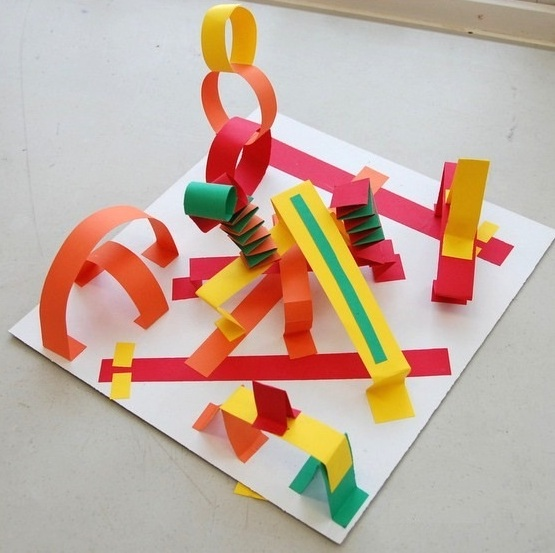 Calder Art Projects For Kids