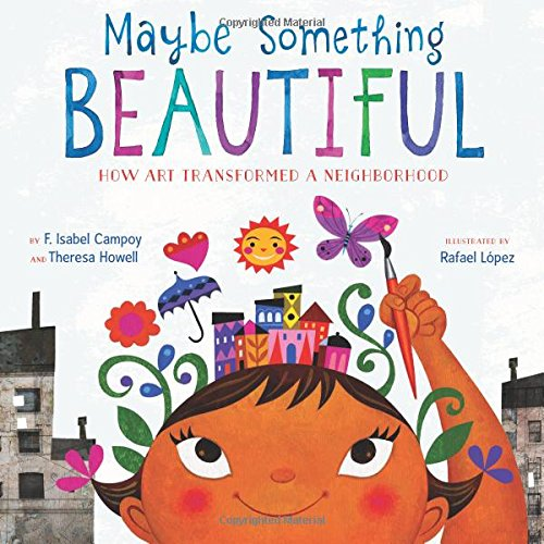 Check out these picture Books to Inspire Young Artists of all ages! Let kids read about and get inspired by the beauty of art & what makes it so universal.