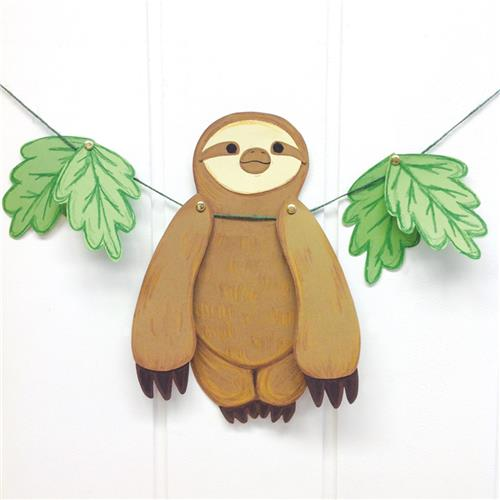 Have fun with the adorable sloth by making these super cute sloth crafts for kids! Just in time for International Sloth Day on 20th October!