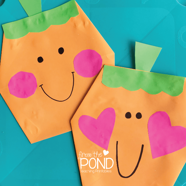 It's Fall, which means it's time for falling leaves, acorns and of course, pumpkins! Celebrate the season with some cute & playful pumpkin crafts for kids.