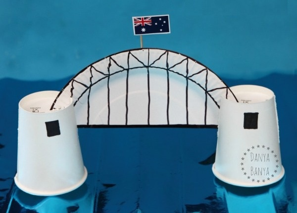 Celebrate the varied culture, monuments, flora and fauna of Australia with these simple Australia Day Crafts for Kids! Includes koalas, kangaroos and more!