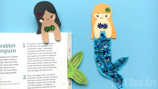 Love mermaids? Then these mesmerizing mermaid crafts for kids are just what you need? Take an underwater adventure with these fun projects!