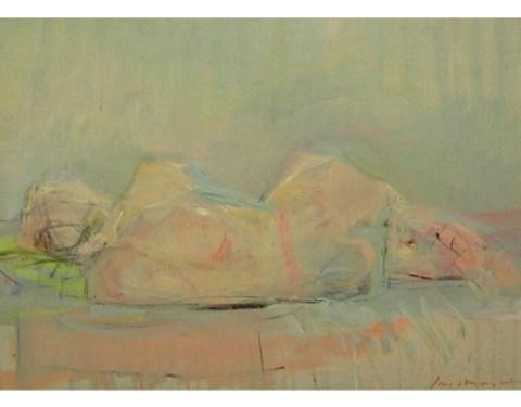 Reclining by Kate Long Stevenson
