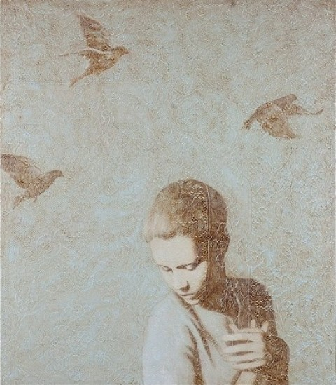 Wing by Susan Hall