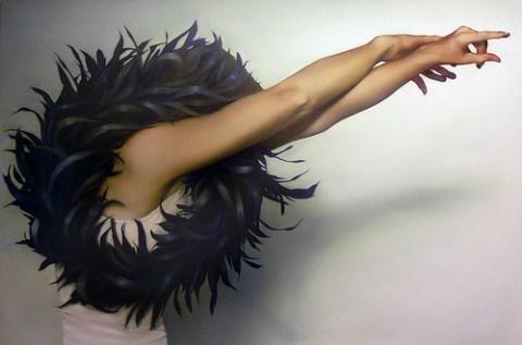 Black Laurel by Amy Judd