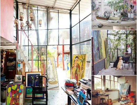 Artsy Dwelling Design Interiors