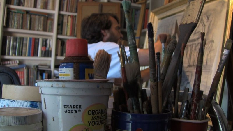 Artsy on Film: Beauty is Embarrassing | artsy forager #art #artists  #documentary