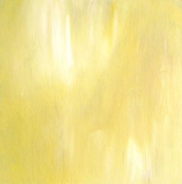 Doris Day as Jan Morrow in Pillow Talk, acrylic on canvas panel, 6x6, $45 unframed