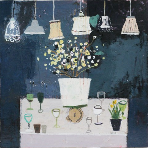 ... Charlotte Hardy | artsy forager #art #artists #paintings ...