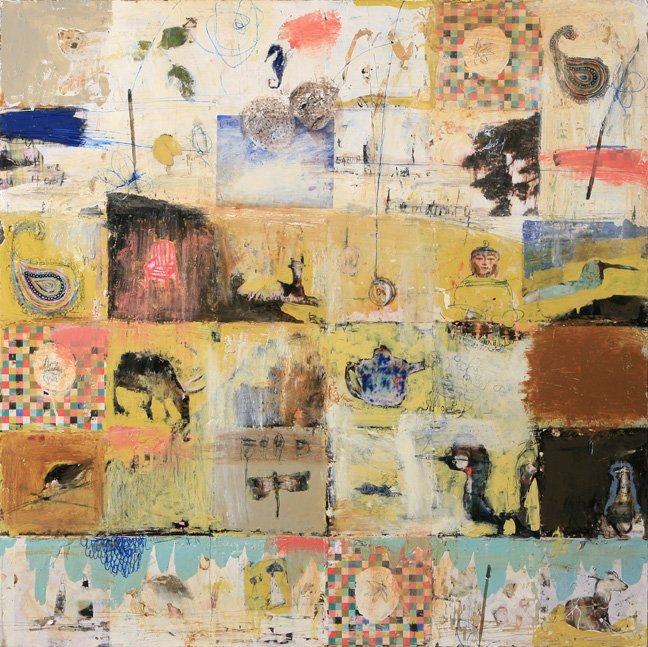 ... Marti Somers | artsy forager #art #artists #mixedmedia ...