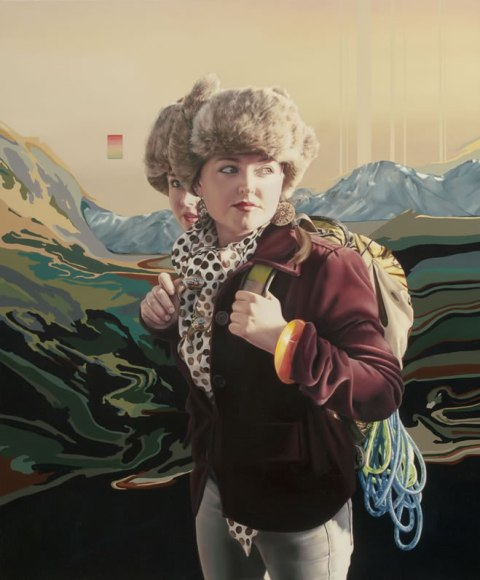 Jennifer Nehrbass | artsy forager #art #artists #paintings