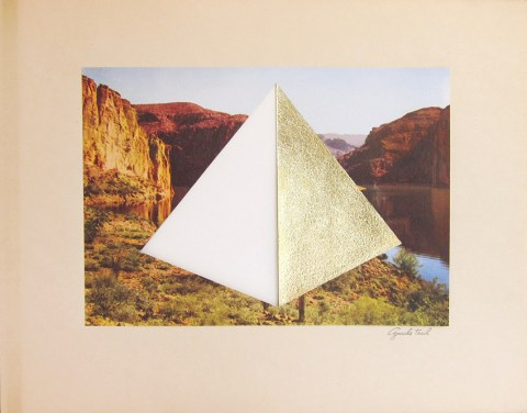 Amy Alice Thompson | artsy forager #art #artists #collage