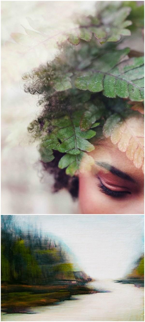 Defining Latitude. The Palette. | artsy forager #art #paintings #colorpalette #lesleyfrenzlatitude