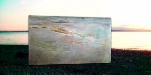 Let It Wash Away by Lesley Frenz in Edmonds, WA